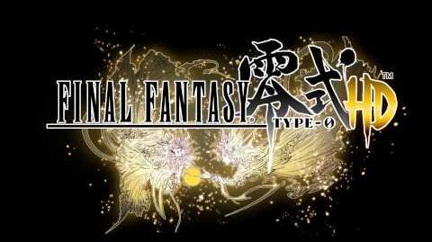 Final Fantasy Type-0 HD OST - My Diamond (Japanese)