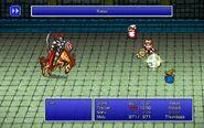WHM using Raise from FFIII Pixel Remaster