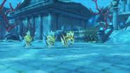 WoFF Sunken Temple Battle Background
