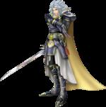 Warrior of Light's DLC Costume