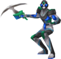 FF8 Esthar Soldier Terminator