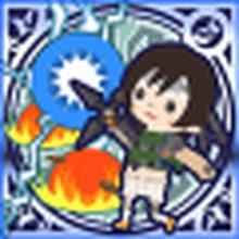 FFAB Dragon Fang - Yuffie Legend SSR+.png