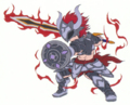 FFBE Russell - sprite concept