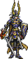 FFRK Warrior of Light Boss