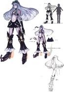 FFT0 Shiva Concept Art