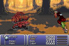 Динозавр-зомби (Final Fantasy VI)