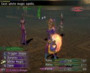FFX-2 Mystery Kick