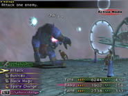 FFX-2 Yuna Trainer Attack