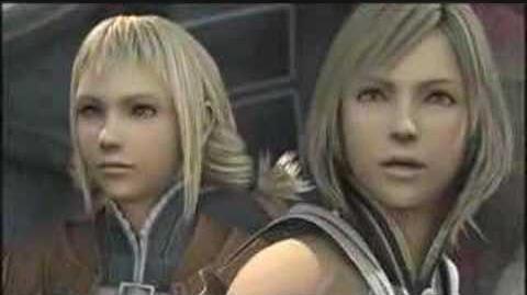 Final Fantasy XII official trailer