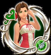 KHUX KH2 Aerith 4★ Medal