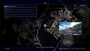 Photo Op Dock Map from FFXV