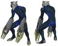 Shock Trooper artwork for FFVII Remake