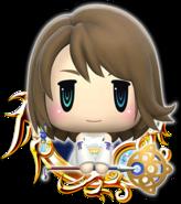 WoFF Yuna 6★ Medal