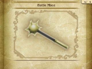 Battle Mace