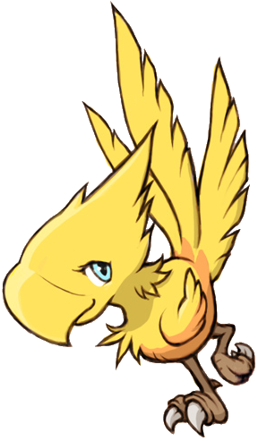 Chocobo (Revenant Wings)
