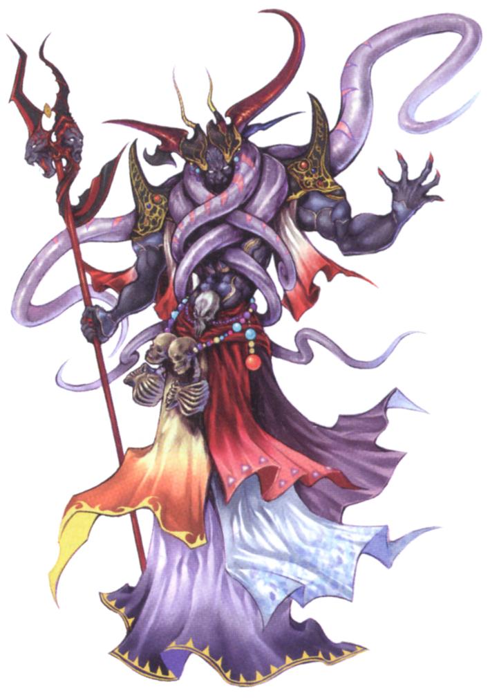 Энуо (Final Fantasy V)