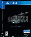 FF7R PS4 DE Box NA