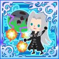 FFAB Black Materia - Sephiroth SSR+