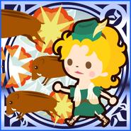 FFAB Wild Boar - Krile Legend SSR