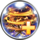 FFRK Earthquake Type-0 Icon
