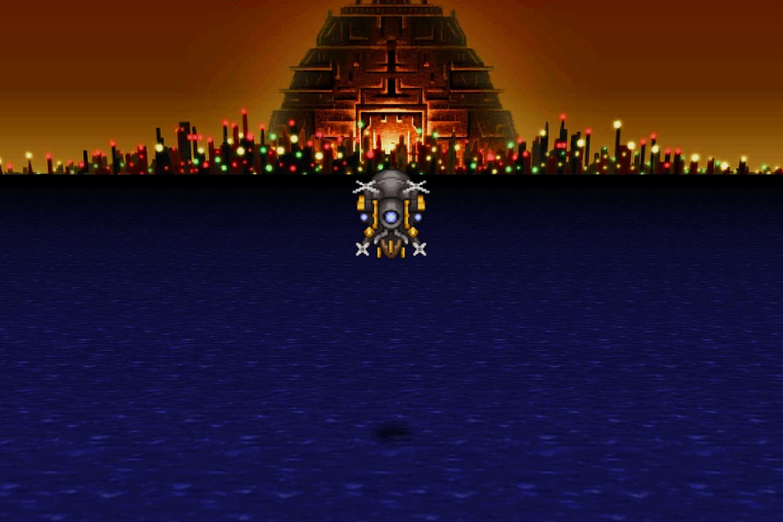 Final Fantasy VI/CylindrusAltum/Part XI