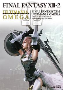 Final Fantasy XIII-2 Ultimania Omega