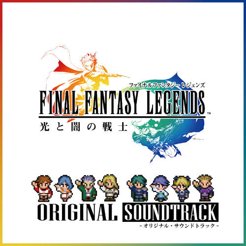 Final Fantasy Dimensions Original Soundtrack