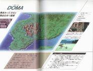Final Fantasy VI Settei Shiryou Hen Doma