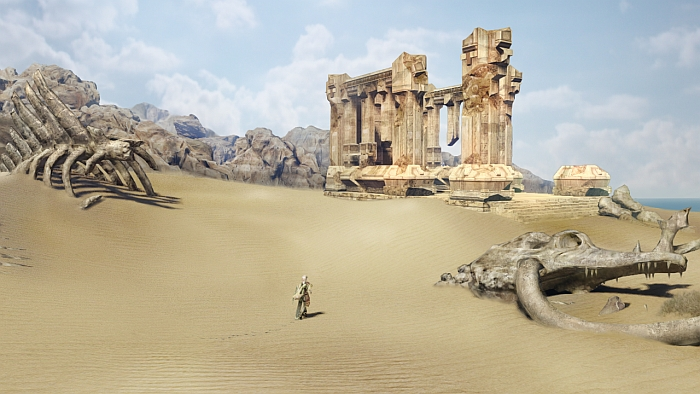 Dunes de la mort