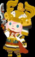 Lightning Samurai Brigade