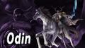 Odin Smash Bros Splash Card