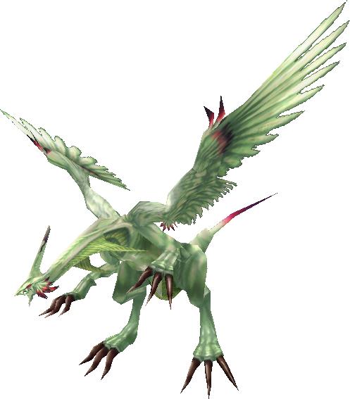 Silver Dragon (Final Fantasy IX)