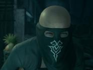 Burke close up from FFVII Remake