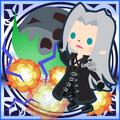 FFAB Black Materia - Sephiroth Legend SSR