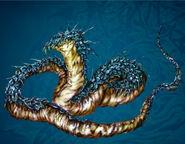 FFD2 Wrieg Midgardsormr Artwork