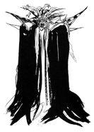 FFII Emperor Palamecia Amano 5