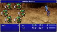 FFIV PSP Preemptive Strike