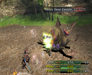 FFX-2 Heavy Seed Cannon