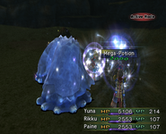 FFX-2 Mega-Potion Mix