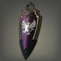 Molybdenum Kite Shield from Final Fantasy XIV icon