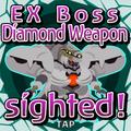 EX Boss Diamond Weapon Sighted Brigade