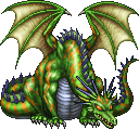 Green Dragon (Final Fantasy IV -Interlude-)