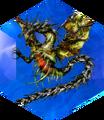 FFD2 Wrieg Shinryu