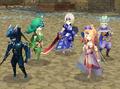 FFIVDS Feymarch Battle