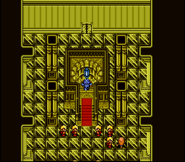 FFIV SNES Crystal Room