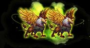 FFRK Cursed Griffon