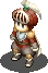 FFTS Hume Onion Knight Sprite
