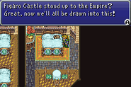 FFVI GBA Occupation of South Figaro 6