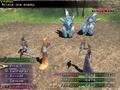 FFX-2 Rikku Trainer Attack