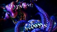 FFXIII-2 Ultros & Typhon Intro Snow DLC